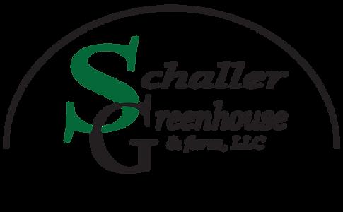Schaller Greenhouse