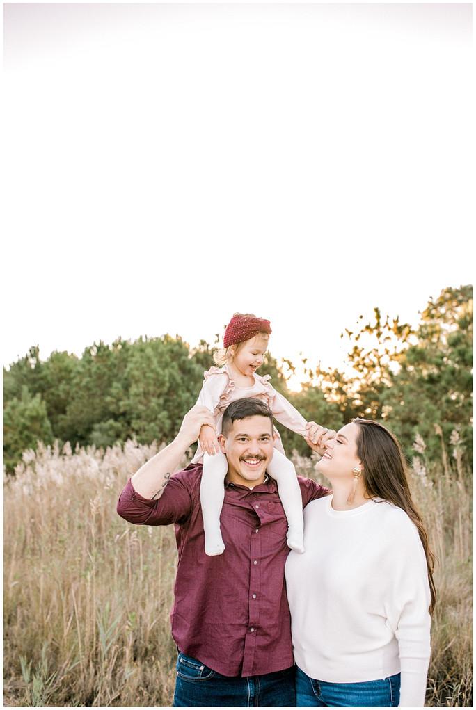 Alfonso Family | Virginia Beach Sunrise