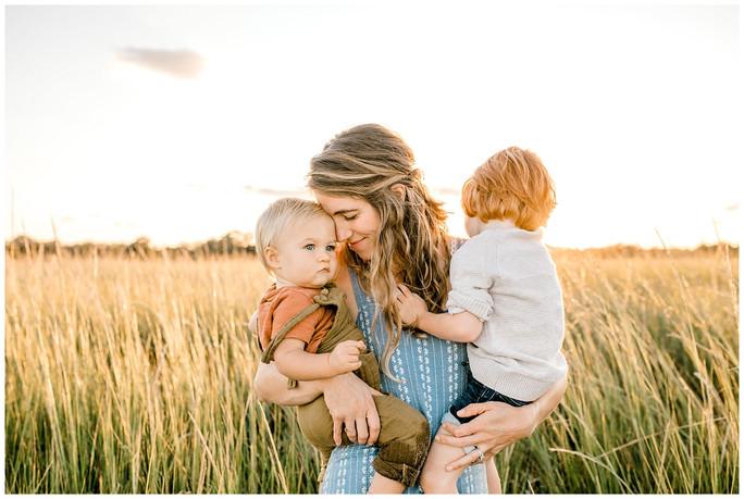 Myria + Little Ones | Virginia Beach Mommy + Me