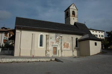 Affreschi Chiesa di Livo - Val di Non