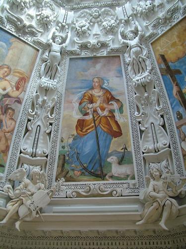 Affreschi Chiesa di S. Michele