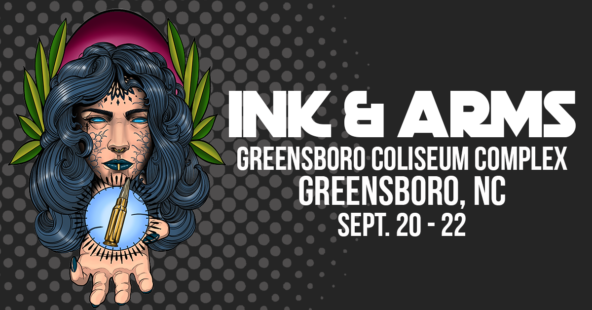 Ink & Arms Tattoo and Gun Expo