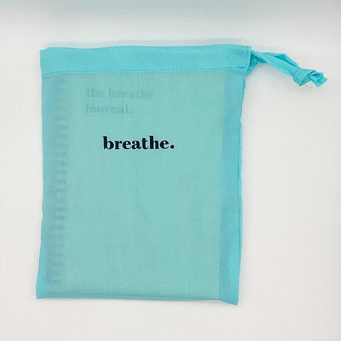Reusable drawstring gift bag