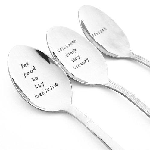 Personalised Spoon