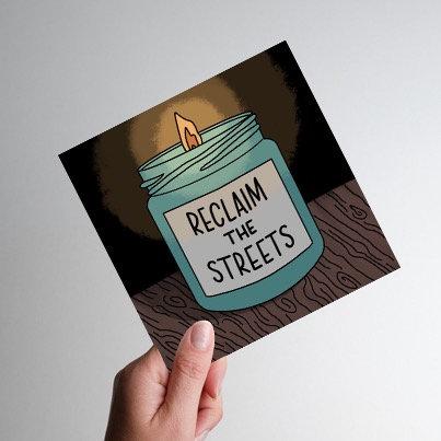 Reclaim the Streets Print