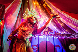 Golden Goddess - Boomtown Festival