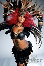 The Voodoo Priestess