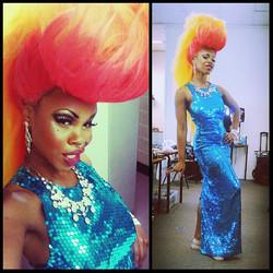 Drag queen - TV Show extra