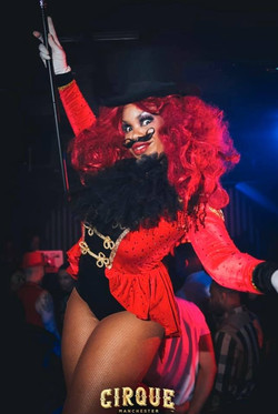 Twisted Ringmaster - Cirque Le Soir