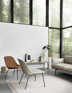 Muuto - Fiber lounge chair