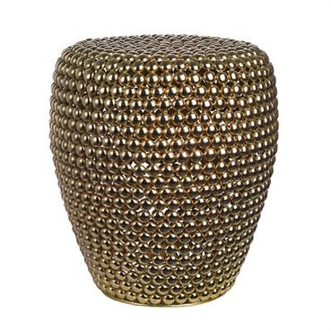 Pols Potten - Dot stool brass
