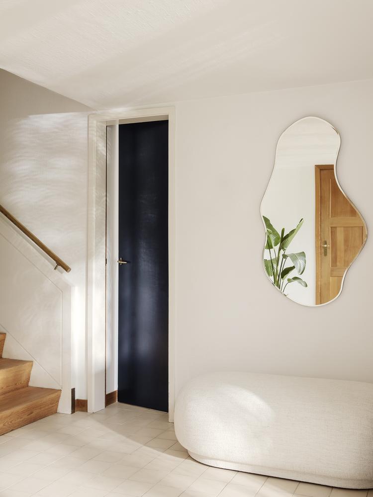 Vloeiende vormen in uw huis
