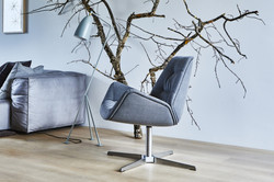 Thonet - fauteuil 809
