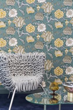 Braquenié behang en stof collectie