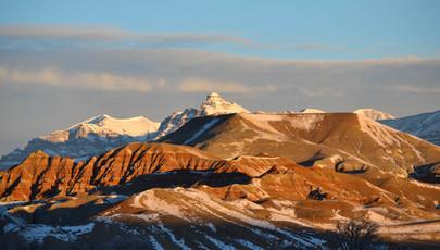Majestic Ramshorn Peak