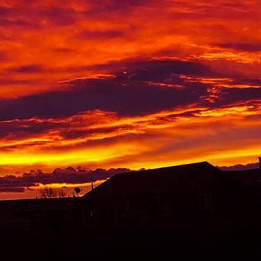 Saratoga Sunrise