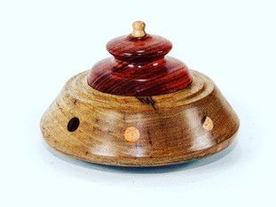 Jack's Wooden Toy UFO