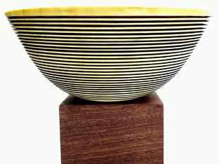 Optical Illusion Bowl