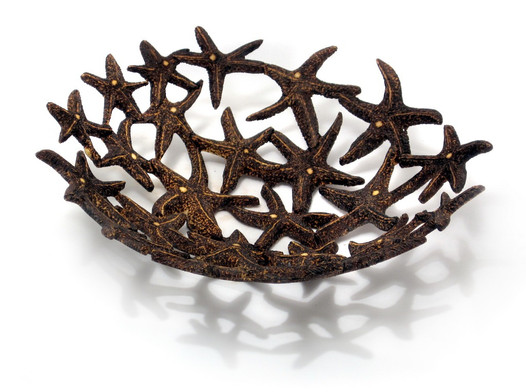 Turned and Carved Starfish