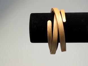 Bent Wood Jewelry Bracelet