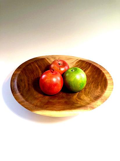 Large Walnut Serving Platter