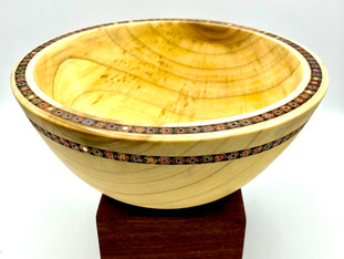 Colored Pencil Bowl