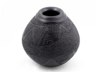 Crisscross Apple Sauce Vase