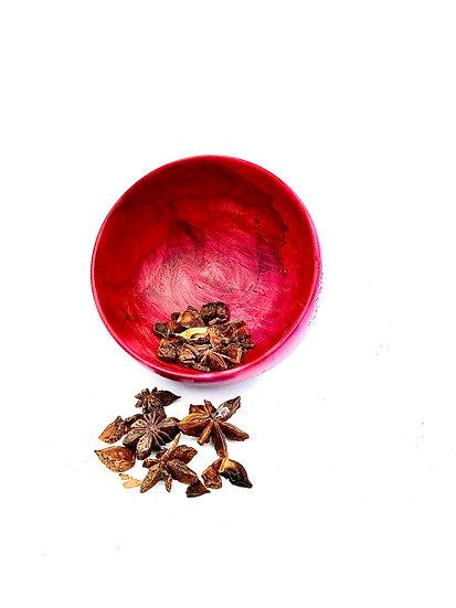 Red Oak Spice Bowl