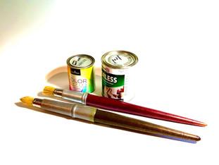 Giant Artist Paint Brushes