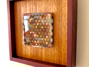 Colored Pencils Wall Hanging