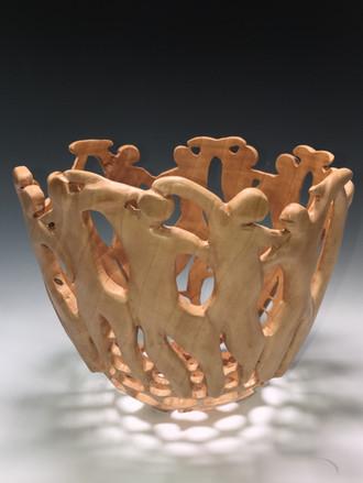 Carved Matisse Dancers