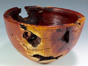 Manzanita Burl Root Bowl