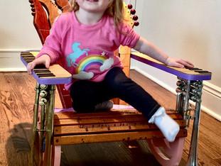 Charlotte's Adirondack Chair