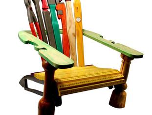Adirondack Tool Theme Chair