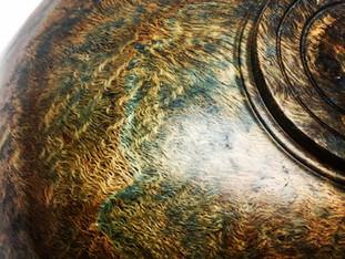 Oak Burl Texture