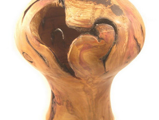 Shot Through The Heart Vase