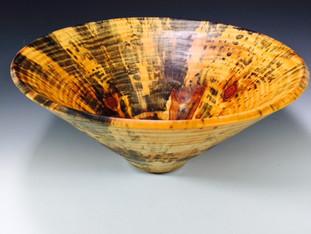 Flared Norfolk Island Bowl