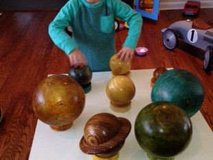 Oliver's Wood Planets