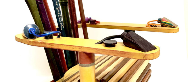 Tabi's Adirondack Style Chair
