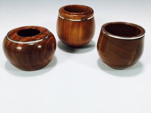 Allan Adler Bracelet Vases