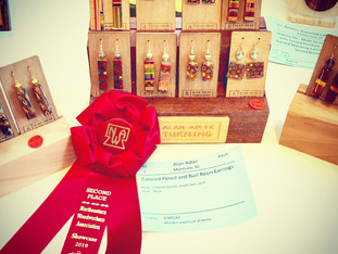 Wood Jewelry Award