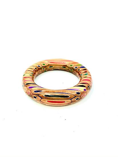 Colored Pencil Bracelet