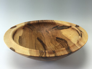 Maple Ambrosia Wooden Bowl