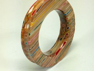 Color Pencil Bracelet