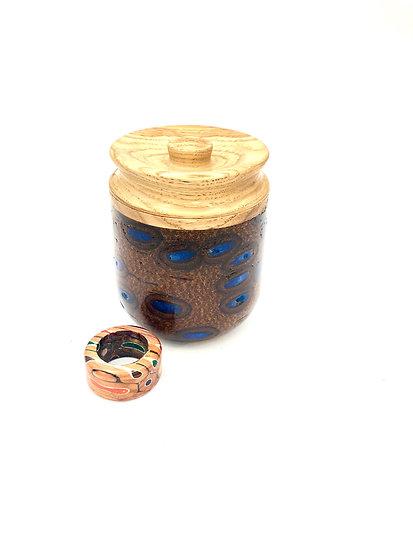 Handmade Banksia Memory Box