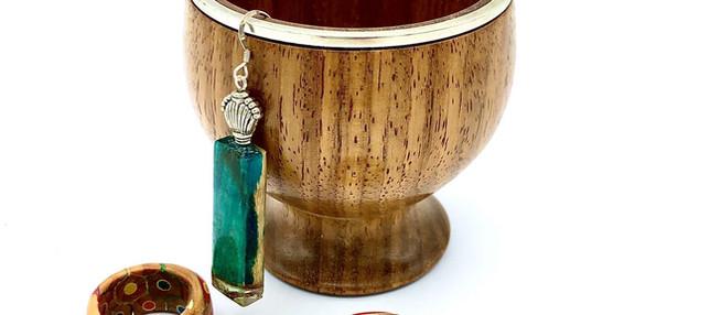 Allan Adler Bracelet Vase