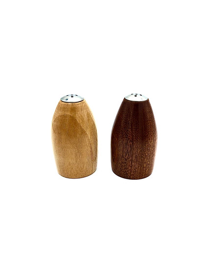 Sycamore and Mahogany Shakers