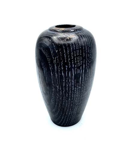 Black Tuxedo Vase