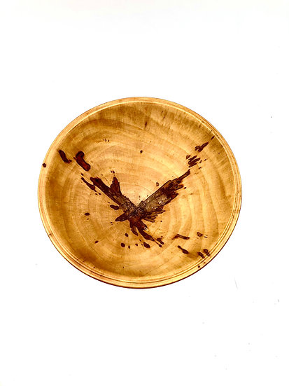 Eagle Image Maple Bowl