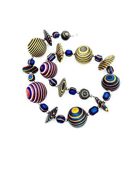 Beautiful Wood Necklace